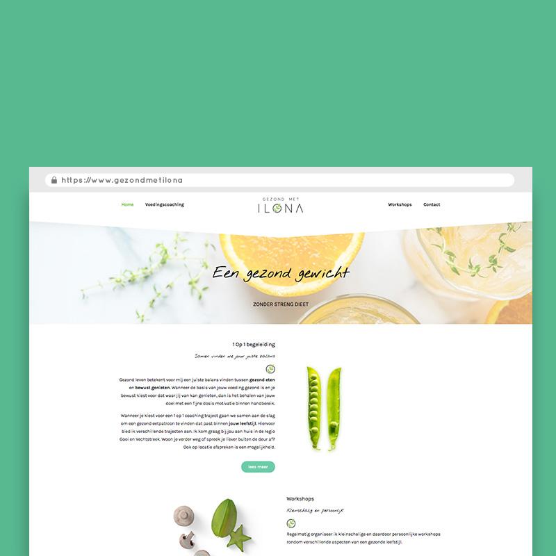 Gezondmetilona_webdesign_logo_huisstijl