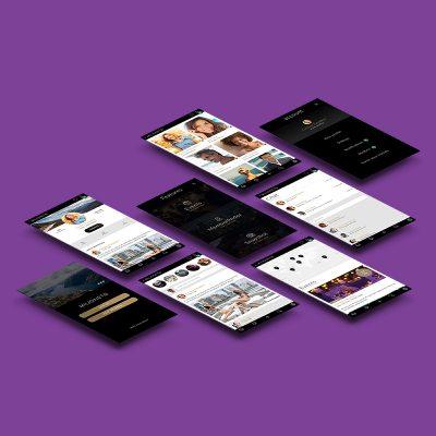 App_Design_Miljonet